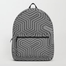 Odd one out Geometric Backpack