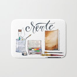 CREATE Bath Mat