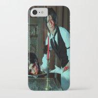 kuroshitsuji iPhone & iPod Cases featuring Halloween Treat - Kuroshitsuji by Lalasosu2