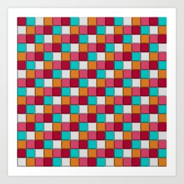 Sweet Sweet Sugary Candy Art Print
