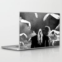 witchcraft Laptop & iPad Skins featuring Witchcraft by Merwizaur