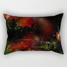 El farol Rectangular Pillow
