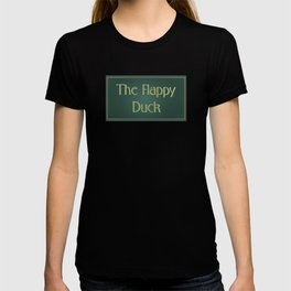 The Flappy Duck - The IT Crowd T-shirt