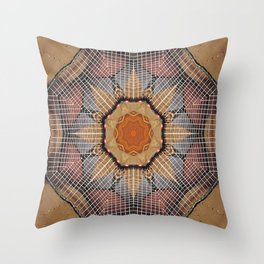 A Time and a Place Throw Pillow