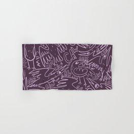 Crows Hand & Bath Towel