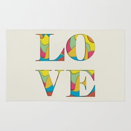 Simply love Rug