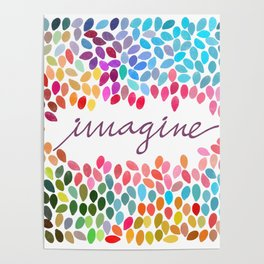 Imagine [Collaboration with Garima Dhawan] Poster
