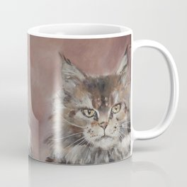 Maine Coons Coffee Mug