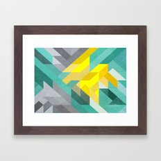 With nothing left to hide 1/3 Framed Art Print