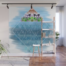 Outdoor Lust Wall Mural
