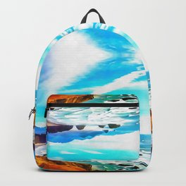 Beautiful Cool Morning Backpack