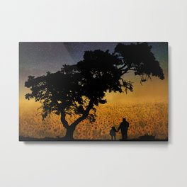 Grandpa - Tell Me About The Good Old Days Metal Print