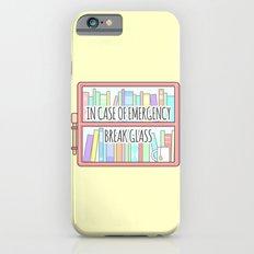 Emergency Bookshelf Slim Case iPhone 6s