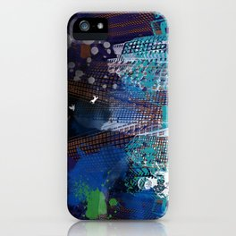A tale of two cities 2 iPhone Case