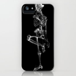 Michael Undead iPhone Case