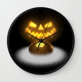 Pumpkin & Co. 2 Wall Clock