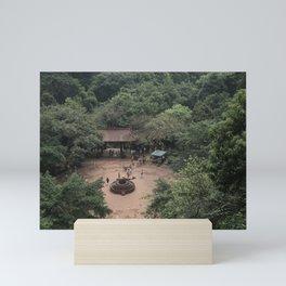 Sichuan Mini Art Print