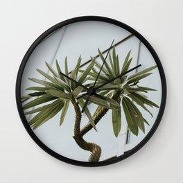 TWO HEAD Wall Clock