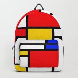 Piet Pattern Backpack