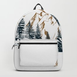 mountain # 4 Backpack