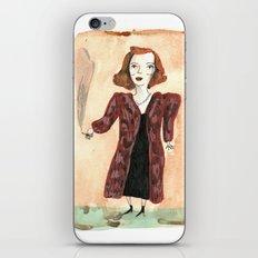 Betty Davis iPhone & iPod Skin