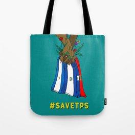#savetps Tote Bag