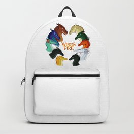 Wings of Fire All Together Backpack