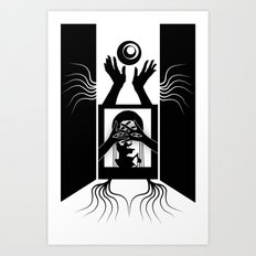Sibyl Art Print