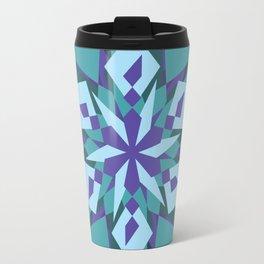 Crazy Mandala Travel Mug