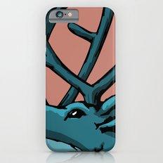 Reindeer Print #REIN iPhone 6s Slim Case