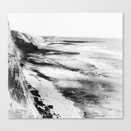 On Edge Canvas Print