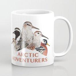 Arctic Shorebirds Coffee Mug