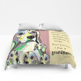 Grandmother's Revenge Comforters