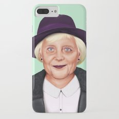 Hipstory -  Angela Merkel iPhone 7 Plus Slim Case