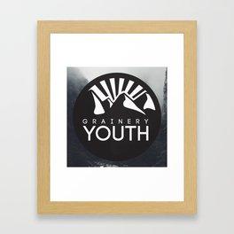 GY Tee Framed Art Print