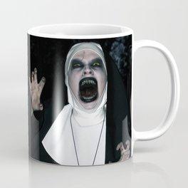 Valak Screaming Coffee Mug