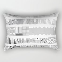 Architexture Rectangular Pillow