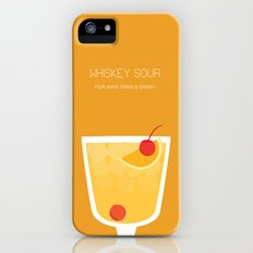 Whiskey Sour - Alcohol Slim Case iPhone (5, 5s)