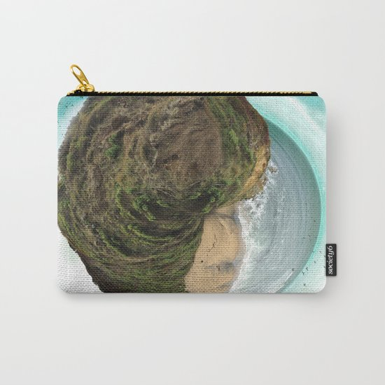 Bells Beach tiny world Carry-All Pouch
