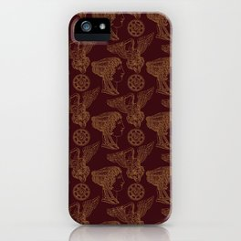 Empire Style Pattern iPhone Case