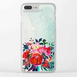 You are a superhero, Mom | Mother's day gift Clear iPhone Case