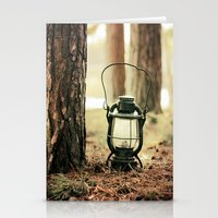 camping Stationery Cards featuring camping by katelyndee