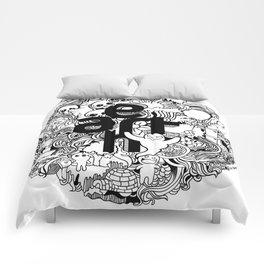 Earth with Art Comforters