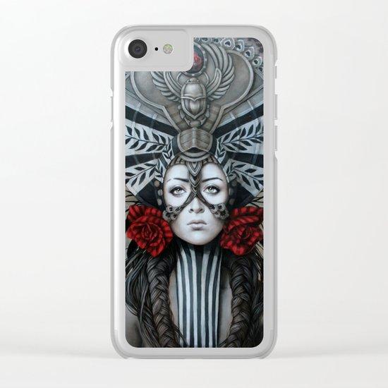 Melsa Clear iPhone Case