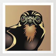 Harrier 1 Art Print