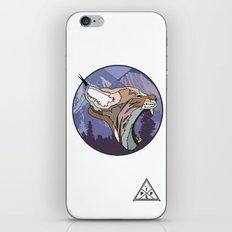⧓ Wild Rectangular Lynx ⧓ iPhone & iPod Skin