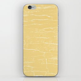 Yellow Stone iPhone Skin
