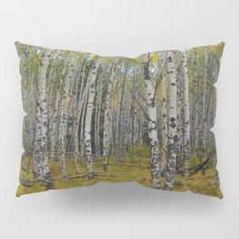 Trembling Aspen's in the Fall, Jasper National Park Pillow Sham