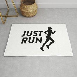 Just Run Rug