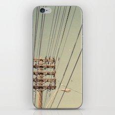 wire iPhone & iPod Skin